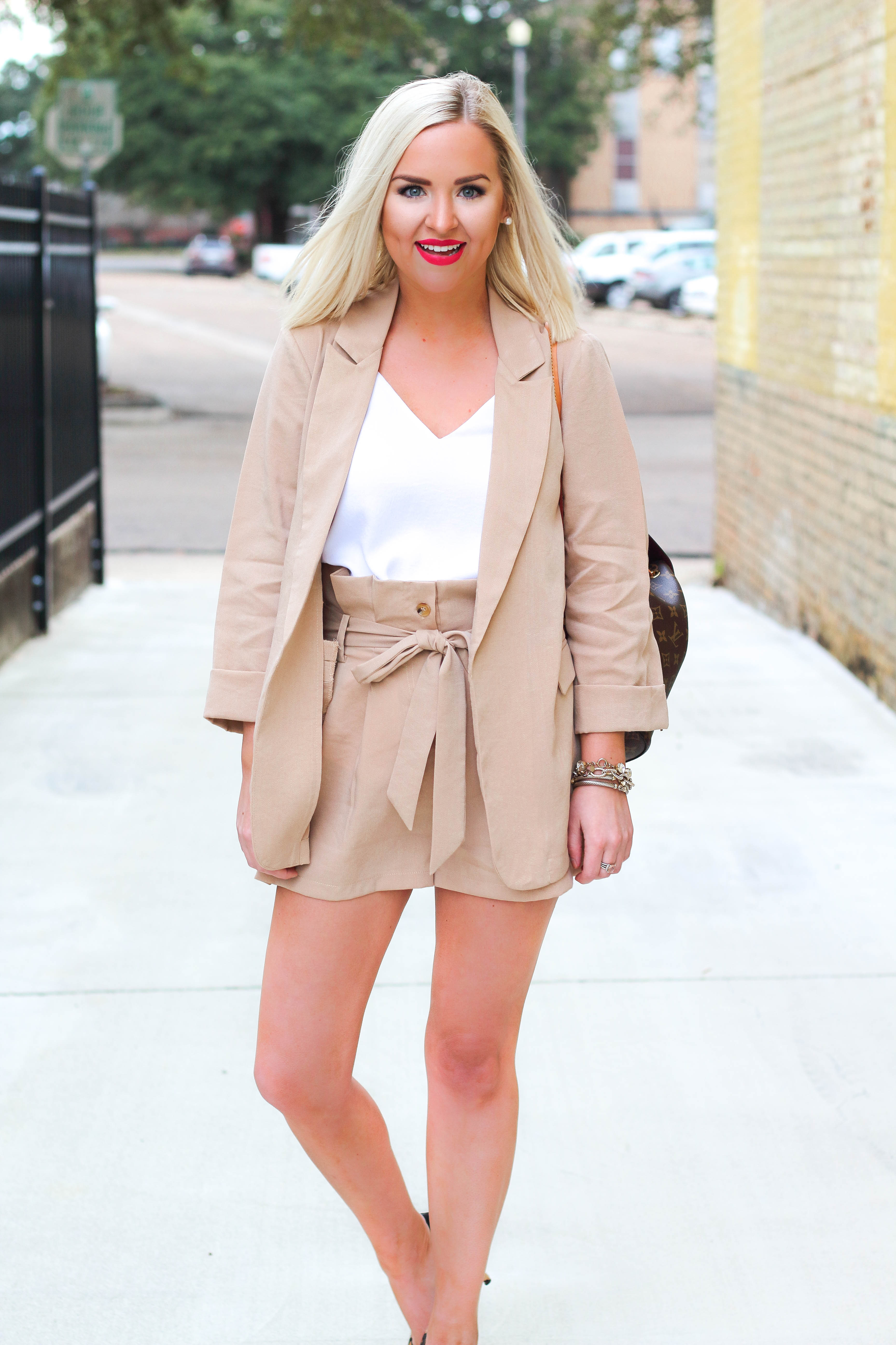 Spring Trends 2019- Shorts Suit